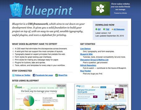 Blueprint CSS image